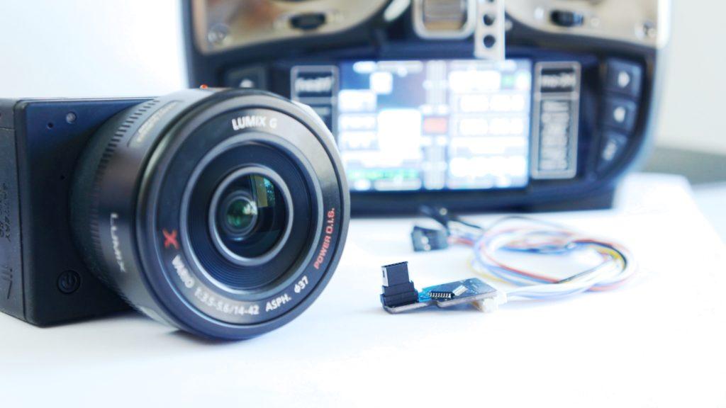 Z-cam E1 RC cotroller remote shutter control