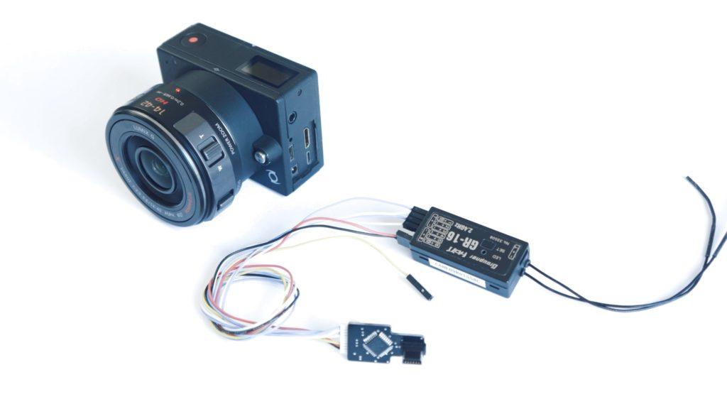 Z-cam E1 remote control module