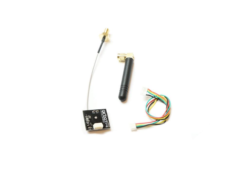 module identification électronique drone
