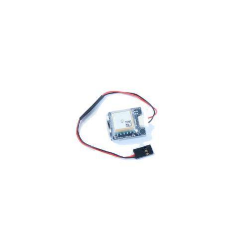 Balise d'identification drone avec antenne intégrée