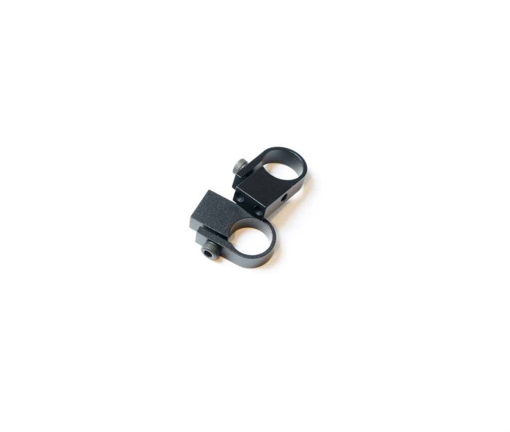 Clips de fixation charge utile drone - Drone payload clamping clips
