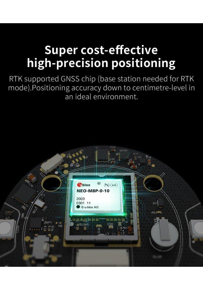 Here3 GPS module